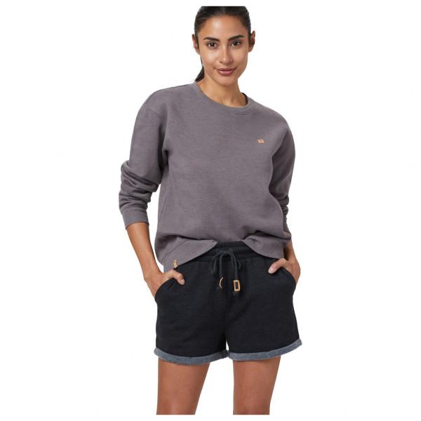 #tentree – Women's Bamone Sweatshort – Shorts Gr M grau/schwarz/braun#