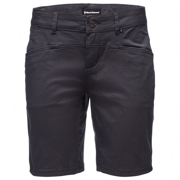 Black Diamond - Womens Radha Shorts - Shorts Size 2  Black