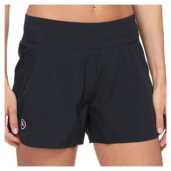 *Backcountry – Women's Olympus Lightweight Short – Laufshorts Gr XL schwarz/beige*