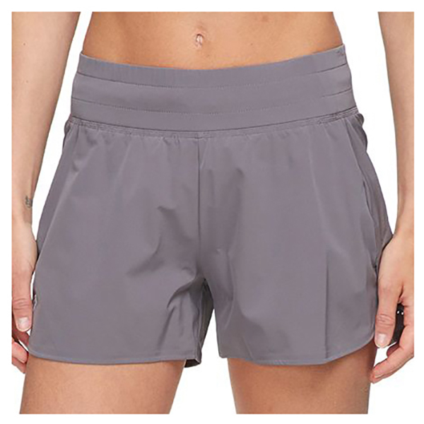 #Backcountry – Women's Olympus Lightweight Short – Laufshorts Gr XL grau/beige#