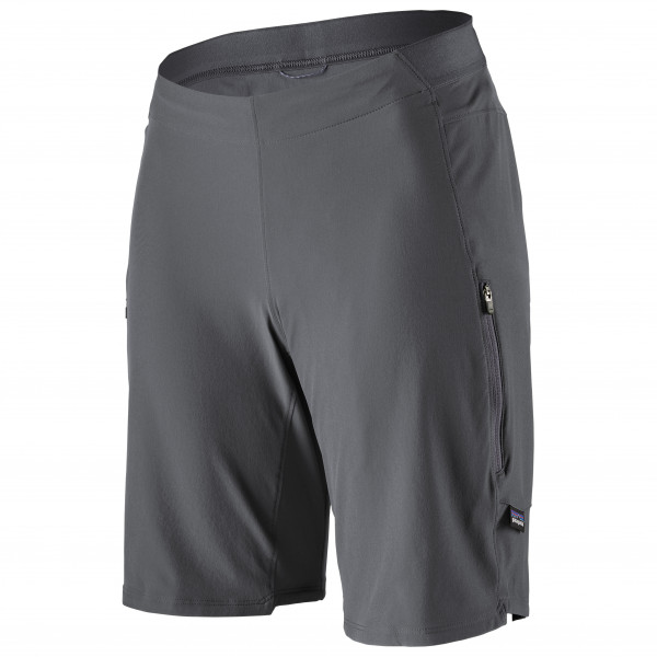 Patagonia - Womens Tyrollean Bike Shorts - Shorts Size 14  Grey/black