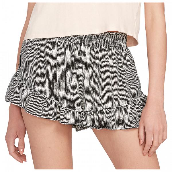 Volcom - Womens Newdles Short - Shorts Size M  Grey/sand/white