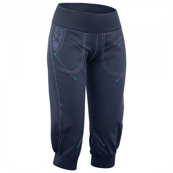 Cep - Womens Pro+ Outdoor Merino Socks - Compression Socks Size Iv  Blue/black