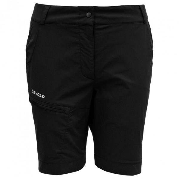 Devold - Womens Hery Shorts - Shorts Size S  Black
