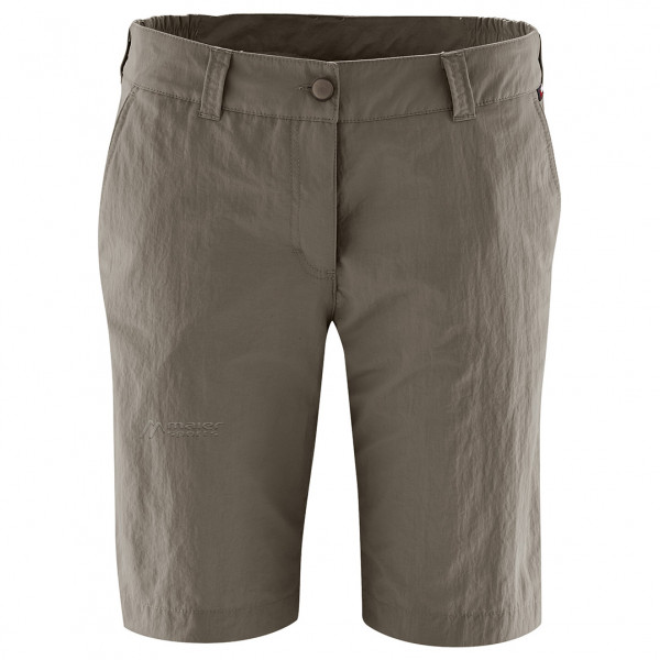 Maier Sports - Womens Nidda - Shorts Size 42 - Regular  Olive/grey