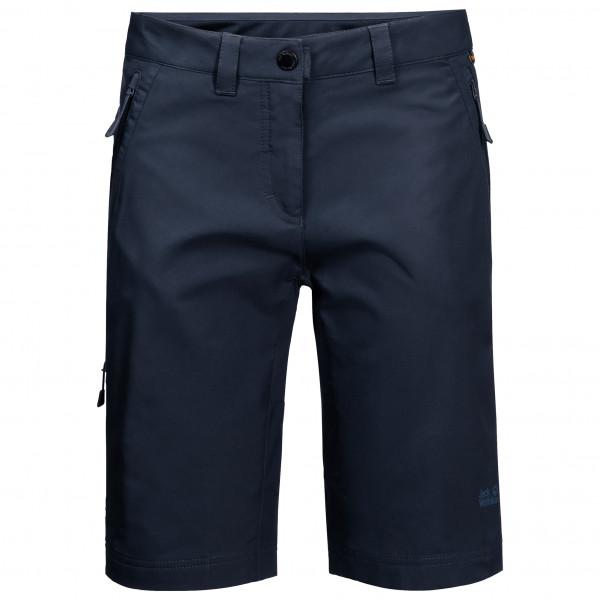 Jack Wolfskin - Womens Activate Track Shorts - Shorts Size 36  Black