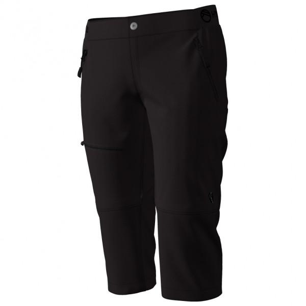 Halti - Womens Pallas X-stretch Lite Capri Pants - Shorts Size 44  Black