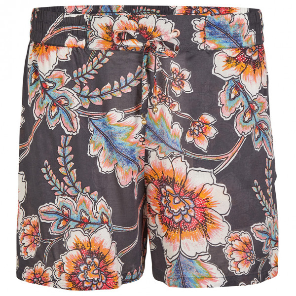 Oneill - Womens Lw Woven Shorts Mix And Match - Shorts Size S  Grey/black