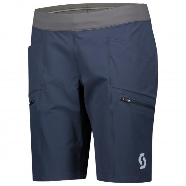 Scott - Womens Short Explorair Tech - Shorts Size S  Blue/black