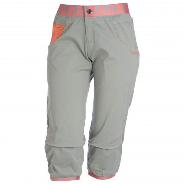 Skratta - Womens Svea 3/4 Pant - Shorts Size 44  Grey