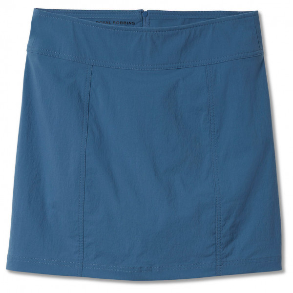 royal robbins - women's discovery iii skort - rok maat 2, blauw