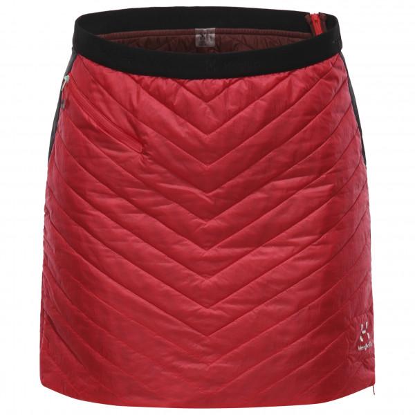#Haglöfs – Women's L.I.M Barrier Skirt – Kunstfaserrock Gr XS rot/rosa#