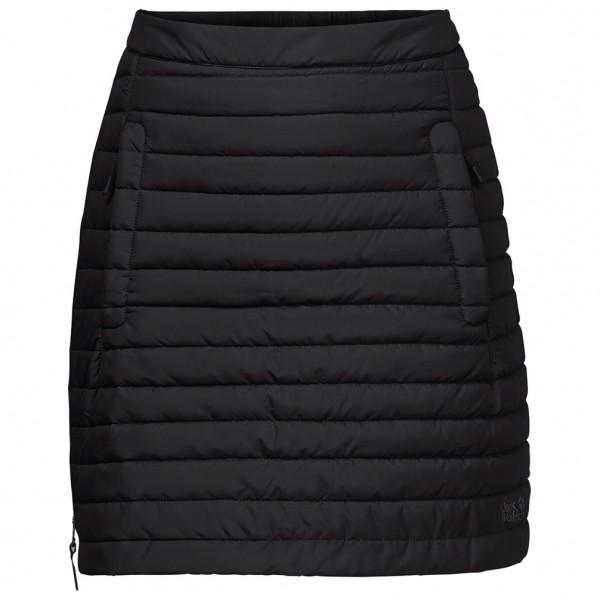 Jack Wolfskin Women´s Iceguard Skirt Synthetische rok maat XL zwart