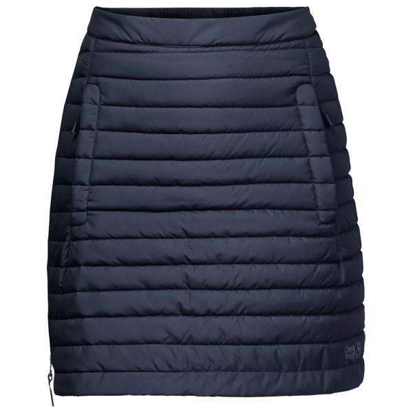 Jack Wolfskin Women´s Iceguard Skirt Synthetische rok maat XL zwart-blauw