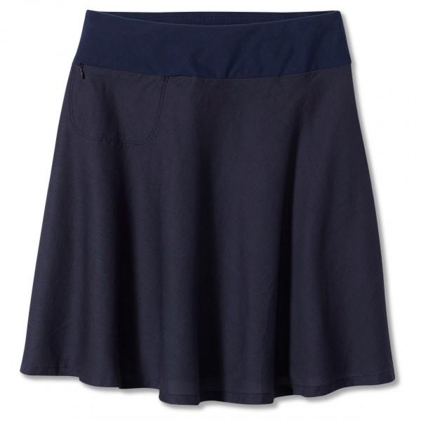 royal robbins - women's cool mesh eco skirt ii - rok maat xs, zwart