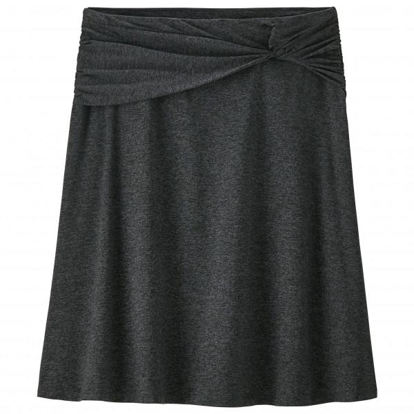 Maier Sports - Womens Kluane - Shorts Size 42 - Regular  Black/grey