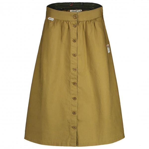 Maloja - Womens Leberblmchenm. - Skirt Size M  Brown/orange