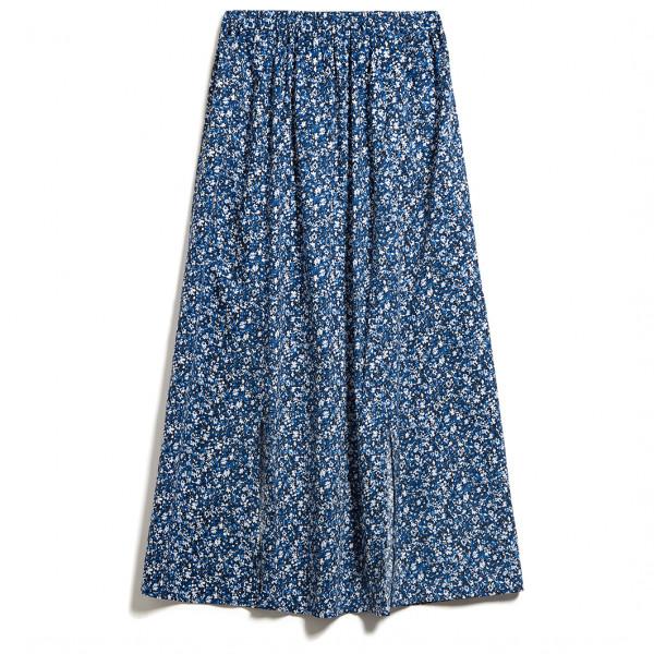 Armedangels - Womens Katinkaa Midsummer - Skirt Size Xl  Blue/grey
