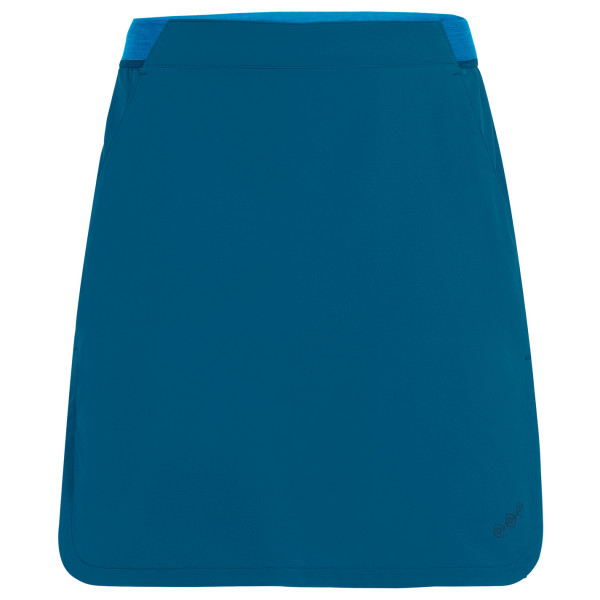 Vaude - Womens Skomer Skort Iv - Skort Size 36  Blue
