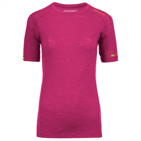 Ortovox - Women´s Merino Ultra 105 Short Sleeve T-Shirt Gr XS rosa Sale Angebote Lutzketal