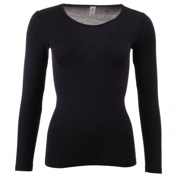 Devold - Womens Varde Zip Neck - Wool Jumper Size L  Purple
