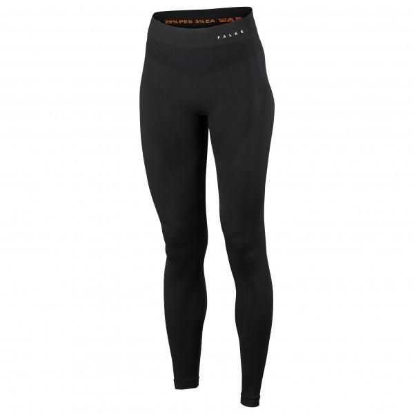 Falke - Women's Long Tights - Lange Unterhose Gr L schwarz