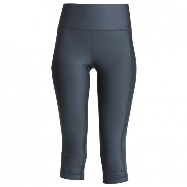 #Lolë – Women's Burst Capris – Yogatights Gr XS schwarz/blau#