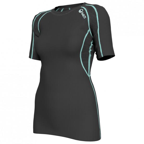 Halti - Womens Ultra Cool Mesh T-shirt - Synthetic Base Layer Size 42  Black