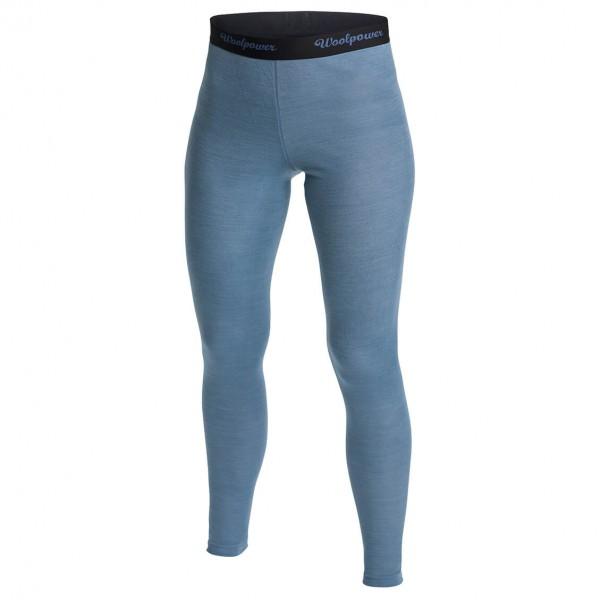 #Woolpower – Women's Long Johns – Merinounterwäsche Gr XL blau#