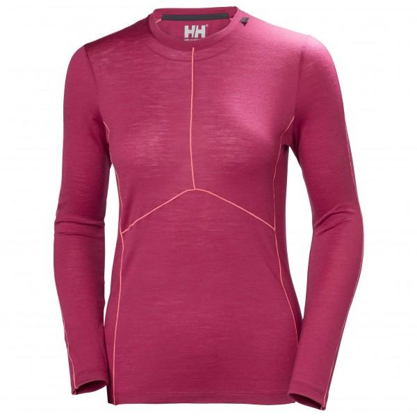 Helly Hansen - Women's HH Merino Light L/S Gr XS rosa