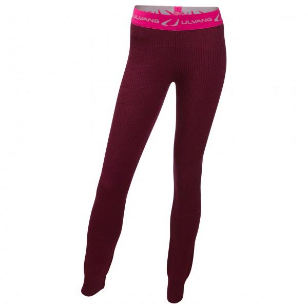 #Ulvang – Women's Rav Limited Pants – Merinounterwäsche Gr S lila#