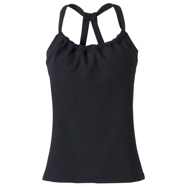 Prana - Women´s Quinn Chakara Top - Yogashirt Gr L schwarz bei Bergfreunde.de
