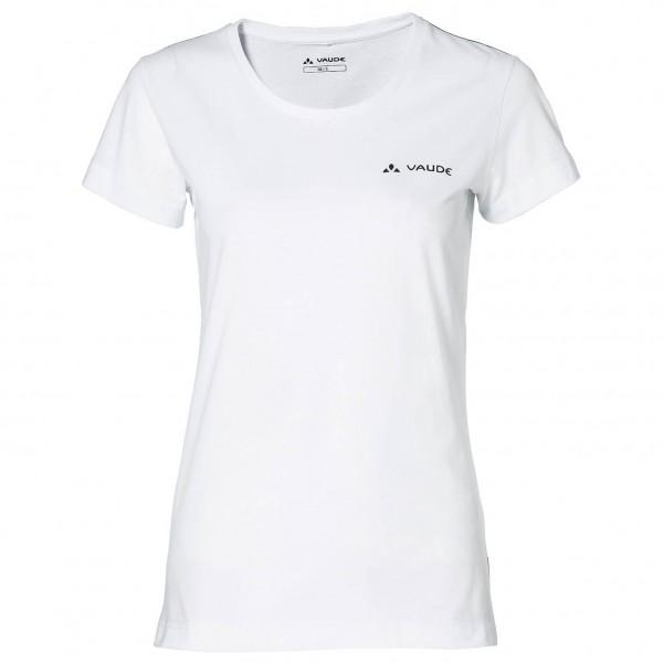 Vaude - Women´s Brand Shirt T-Shirt Gr 34 weiß/grau Sale Angebote