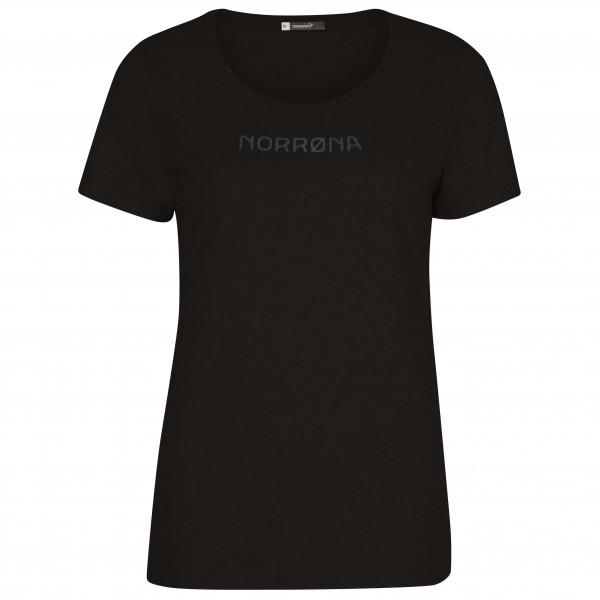 Großkmehlen Angebote Norrøna - Women´s /29 Cotton T-Shirt Gr XS grau;schwarz