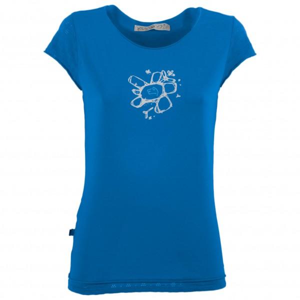 E9 - Women´s Rica T-Shirt Gr M blau