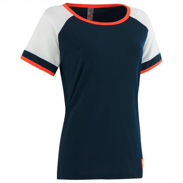 Kari Traa - Women´s Mølster Tee T-Shirt Gr L;XS weiß/grau Sale Angebote