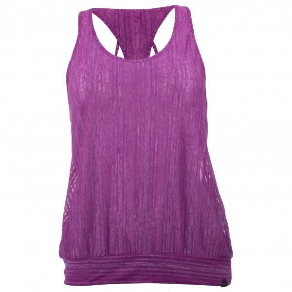 Saucony Women�s Breeze Tank Joggingshirt maat M dahlia
