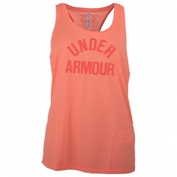 Under Armour - Women´s Threadborne Train WM Tank TW Gr S rot Sale Angebote
