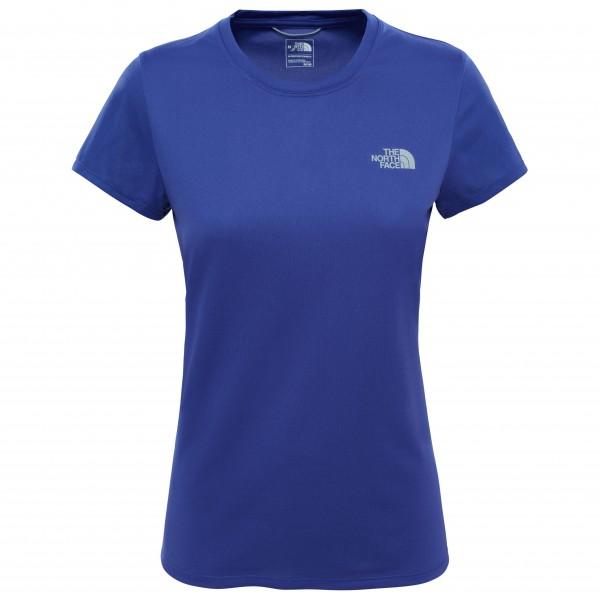 The North Face - Women´s Reaxion Amp Crew Yogashirt Gr M;S blau