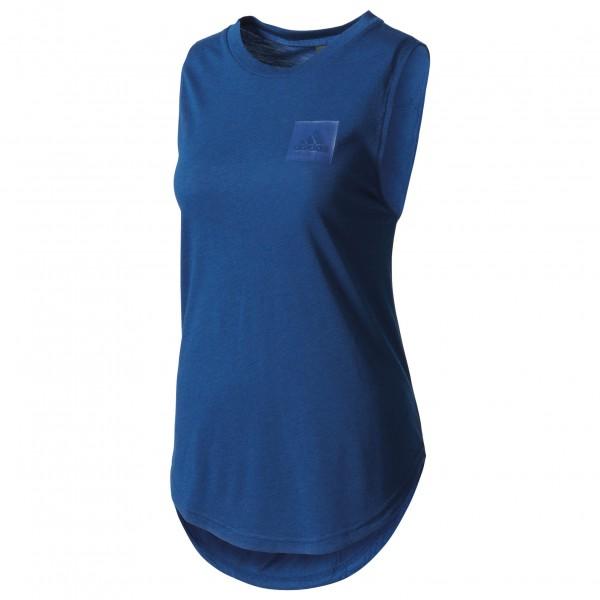 adidas Supernova Tank Women Joggingshirt maat M blauw