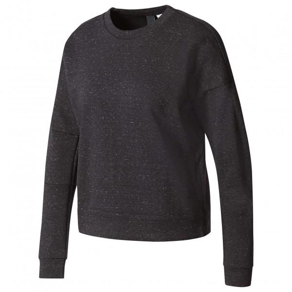 adidas Women´s Stadium Sweatshirt Yogashirt maat L zwart