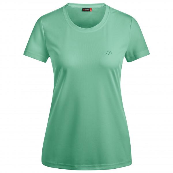 Maier Sports - Womens Waltraud - Sport Shirt Size 36 - Regular  Green