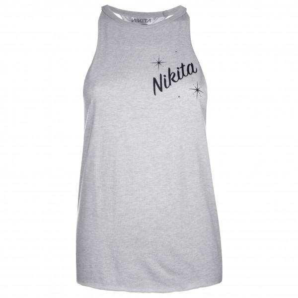 Nikita - Women's Talc Tank - Top Gr S grau