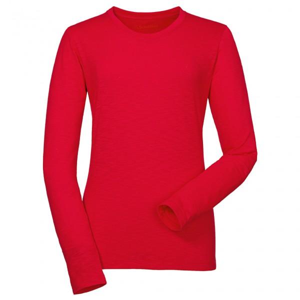 #Schöffel – Women's Longsleeve La Molina 2 – Funktionsshirt Gr 44 rot#