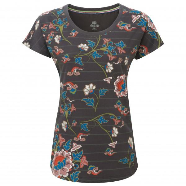 Sherpa - Women´s Ratri Tee T-Shirt Gr XL schwarz/grau