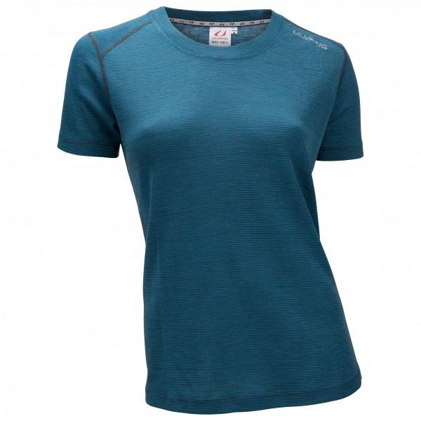 Ulvang - Women's Merino Light Tee - T-Shirt Gr S blau
