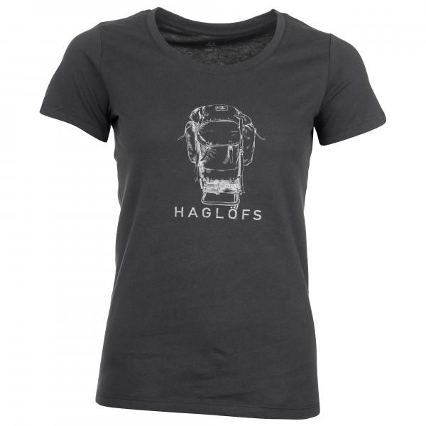 #Haglöfs – Women's Mirth Tee – T-Shirt Gr XS schwarz#