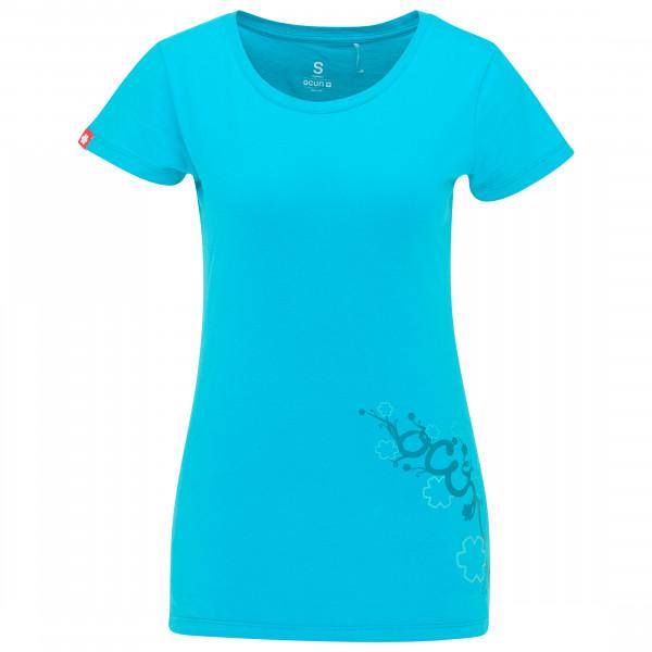 Ocun - Women's Blooms T - T-Shirt Gr L;M;S;XL;XS türkis 03854