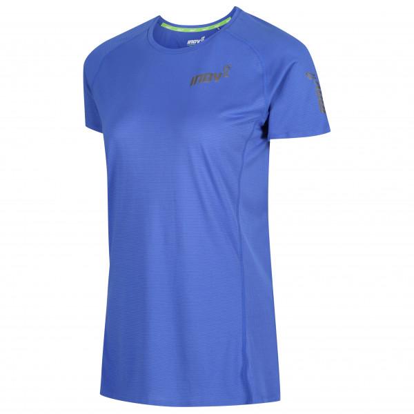 Inov-8 - Womens Base Elite S/s - Running Shirt Size 8  Blue