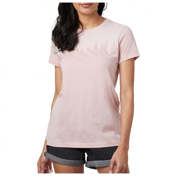 #tentree – Women's Juniper S/S Tee – T-Shirt Gr L grau#